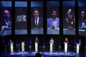 Macri hablará primero en los dos debates presidenciales