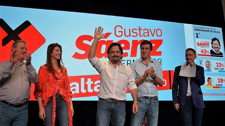 Gustavo Saenz - Salta