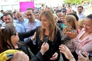 «Mi energía está en dar vuelta la elección», dijo Vidal