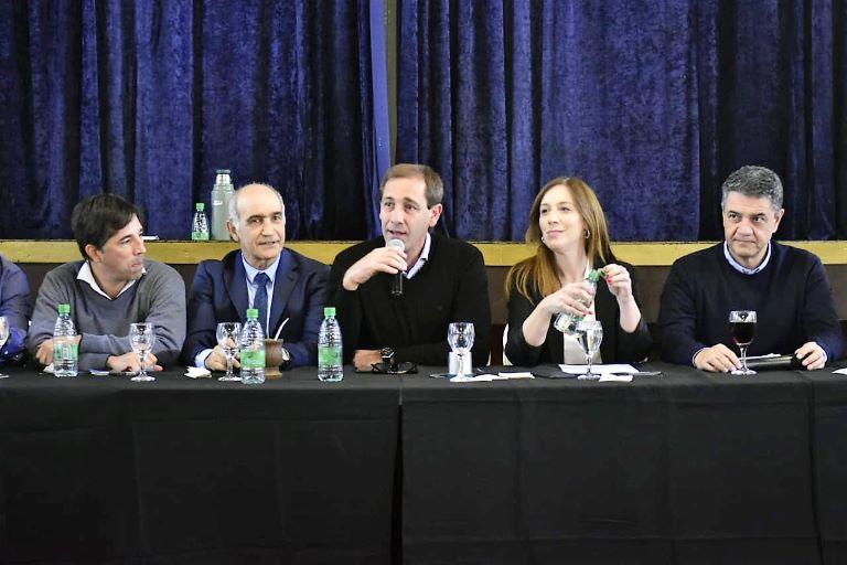 Salvador, Garro, Vidal, Jorge Macri - 2019