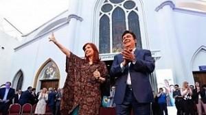 """Cristina denunció una """"gran desigualdad"""" entre la Capital y el resto del país"""