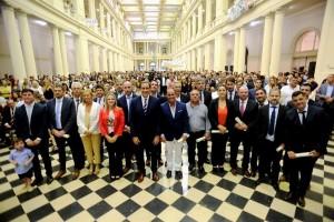 Empleo y desarrollo barrial, las nuevas prioridades de Garro