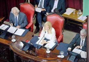 Kicillof ya tiene los ministerios para arrancar la gestión