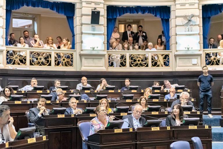 Extraordinaria - Diputados - Provincia 2019 - Kicillof 1
