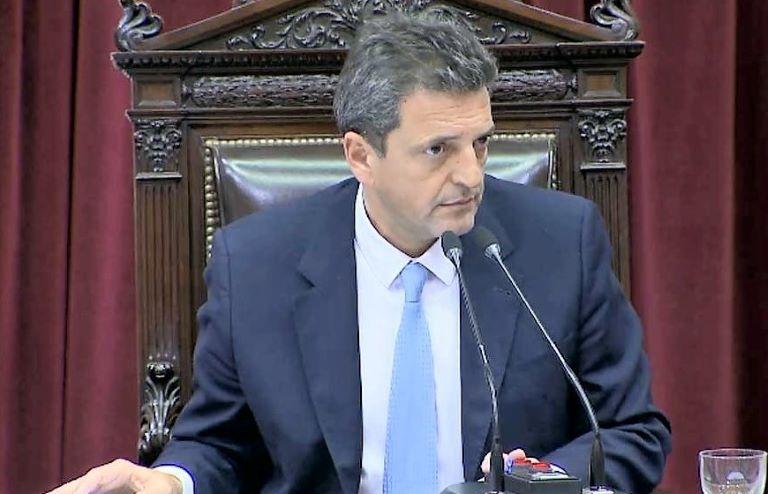 Sergio Massa - Diputados