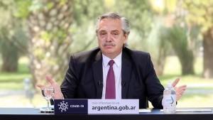 Alberto defendió el traspaso de recursos de CABA a la Provincia