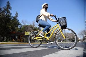 La Plata: Crece 25% el uso de la bicicleta como medio de transporte