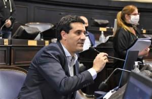 La oposición miró con malos ojos el mensaje del Gobernador