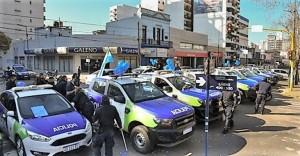 Al final, los policías de la Bonaerense levantaron las protestas
