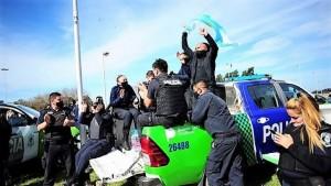 Reacciones dispares en las protestas, tras los anuncios de Kicillof