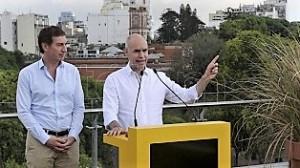 Rodríguez Larreta define a sus laderos en el PRO porteño
