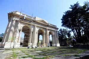 A 8 años de su última función, avanza la restauración del Teatro del Lago