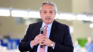 """Alberto apuntó contra los jueces que socorren a sus """"mandantes políticos»"""