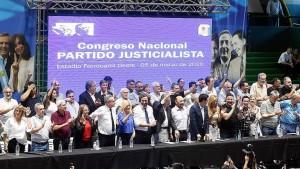 El PJ convocó a apoyar al gobierno en una «movilización virtual»