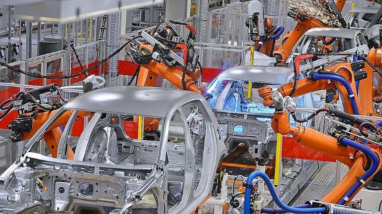 Produccion Automotriz - Industria