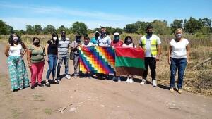 Después de arduas negociaciones, ceden tierras a comunidad indígena