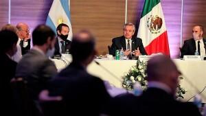 """Desde México, Guzmán aseguro que Argentina se recupera """"rápido"""""""