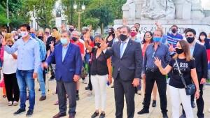 Interna radical al rojo: Negri salió a bancar a Abad y Lousteau a Posse
