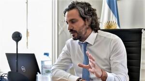 Cafiero: «Macri, Bullrich, Vidal y Larreta quieren romper el Frente de Todos»