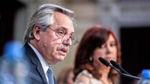 Alberto motoriza una «querella criminal» por el endeudamiento de Macri