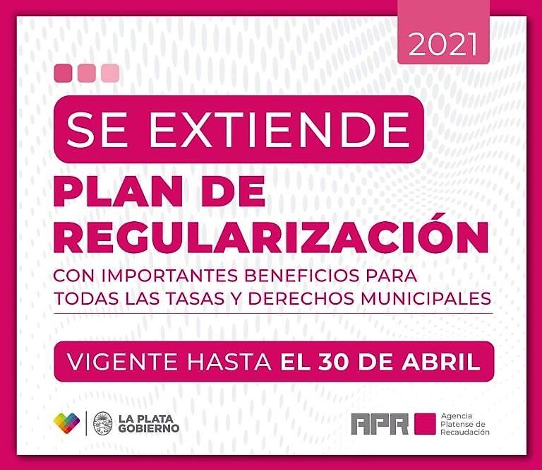 Ampliacion de la moratoria - La Plata