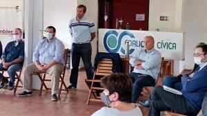 Andres De Leo - Coalicion Civica ARI - Junin