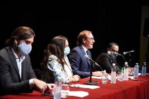 Garro anunció una moratoria y medidas para la reactivación y el empleo