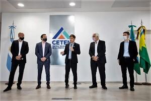 Kicillof reinstaló un discurso duro en contra de Macri y Vidal