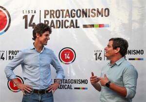 Nicoletti, el candidato opositor que quiere presidir la UCR platense