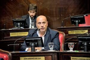Senador Andres De Leo - Coalicion Civica