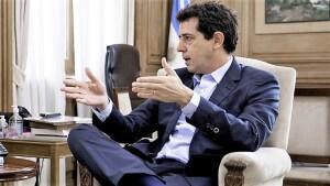 """De Pedro desembarca en el Congreso para """"atrasar o voltear"""" las PASO"""