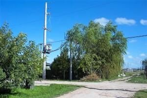 Amplían las redes eléctricas en la zona de Parque Sicardi
