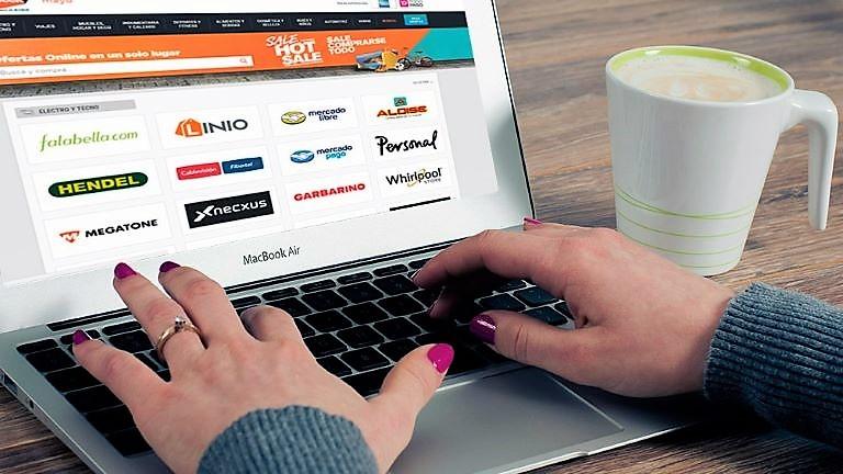 hot sale - comercio electronico