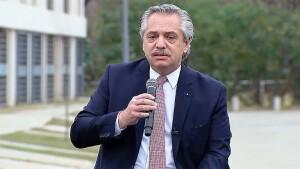 Alberto: con Macri la luz y el gas habrían subido entre 180 y 160%