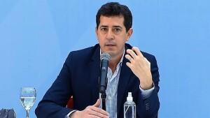 """De Pedro advirtió a los bonaerenses que """"tengan cuidado"""" con Santilli"""