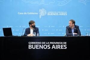 Kicillof dijo que arregló el problema de la deuda que generó Vidal