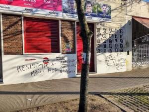 """""""Dar el Paso"""" vuelve a repudiar la campaña sucia contra Manes"""