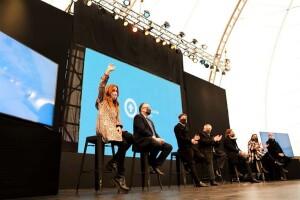 Tolosa Paz propuso un debate por TV y Manes recogió el guante
