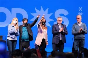 Alberto Fernández: «Voten por ustedes, voten por el pueblo»