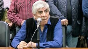Hugo Moyano convocó a votar al Frente de Todos