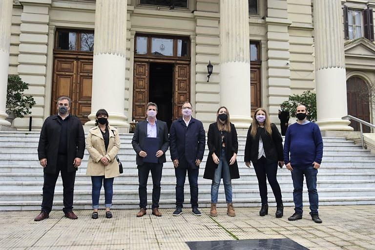 Seguridad PRO-CC-ARI La Plata