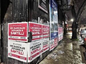 Denuncian que se profundiza la campaña sucia contra la lista de Manes