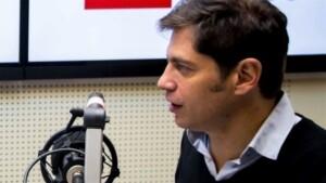 "Kicillof vinculó a Macri con los ""Pandora Papers"""
