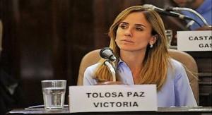 Tolosa Paz no logra cautivar ni a su propio núcleo duro