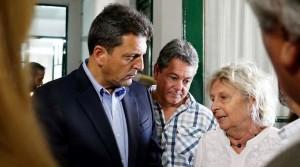 Massa le pidió a Macri que convoque a CFK