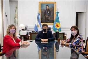 Sin ruido, Kicillof sumó al gabinete a dos barones del Conurbano