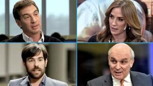 Todo listo para el debate por TV de los candidatos bonaerenses